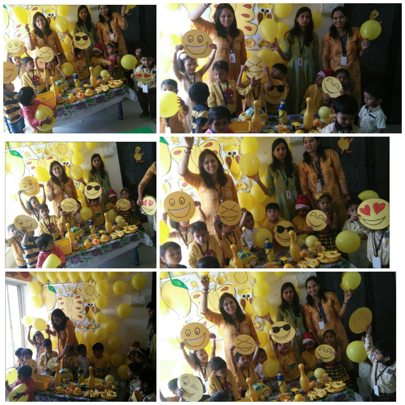 yellowcolorday